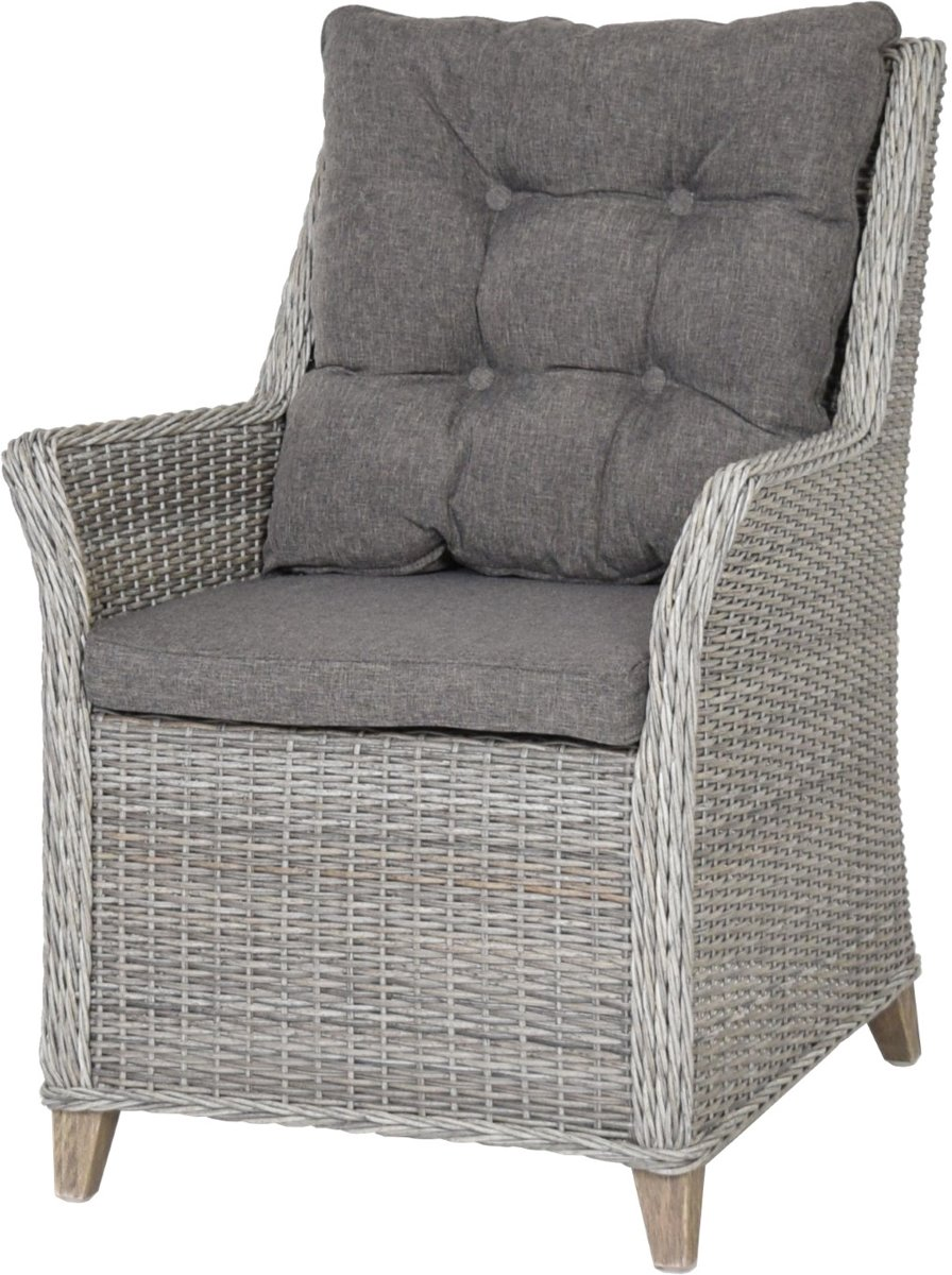 Oxfort Dining Chair Weathered Grey kopen