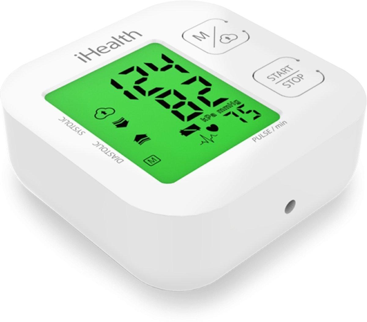 iHealth IHKN550BT Bovenarm Automatisch 1gebruiker(s)