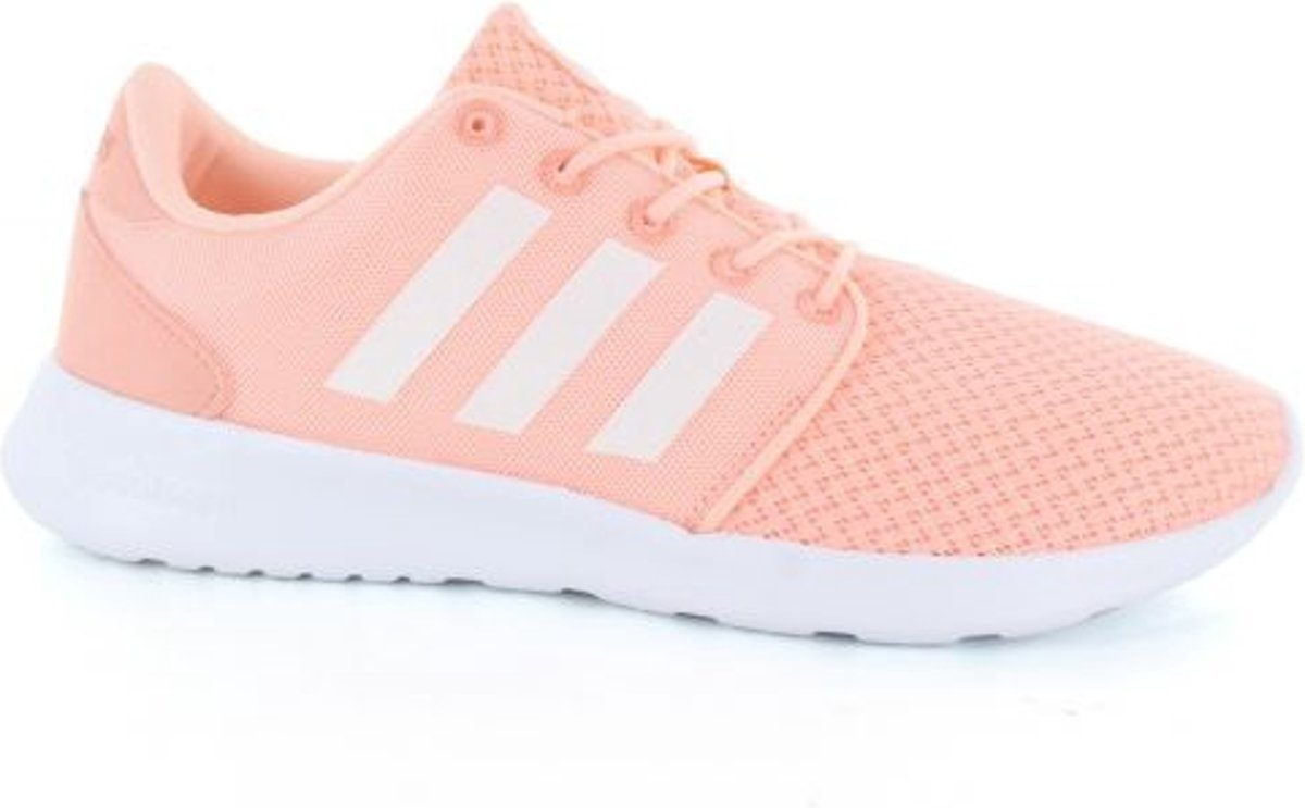 low priced 66072 4c38f bol.com  adidas Cloudfoam QT Racer 3.5 Sneakers Dames - Roze