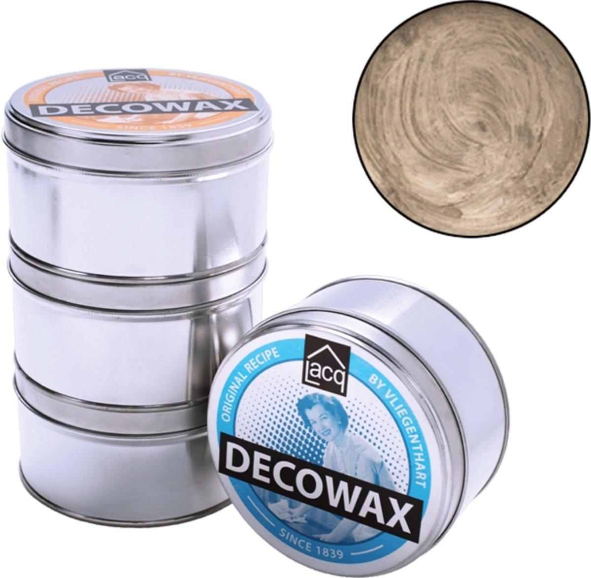 Decowax Bronze Metallic - 370 ML kopen
