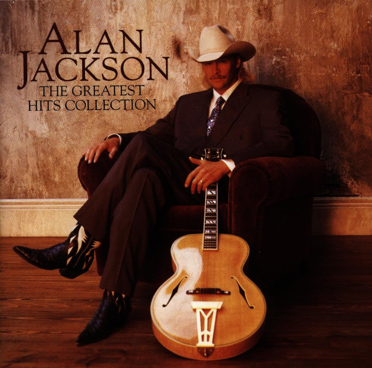 Alan Jackson The Greatest Hits Collection Country CD kopen