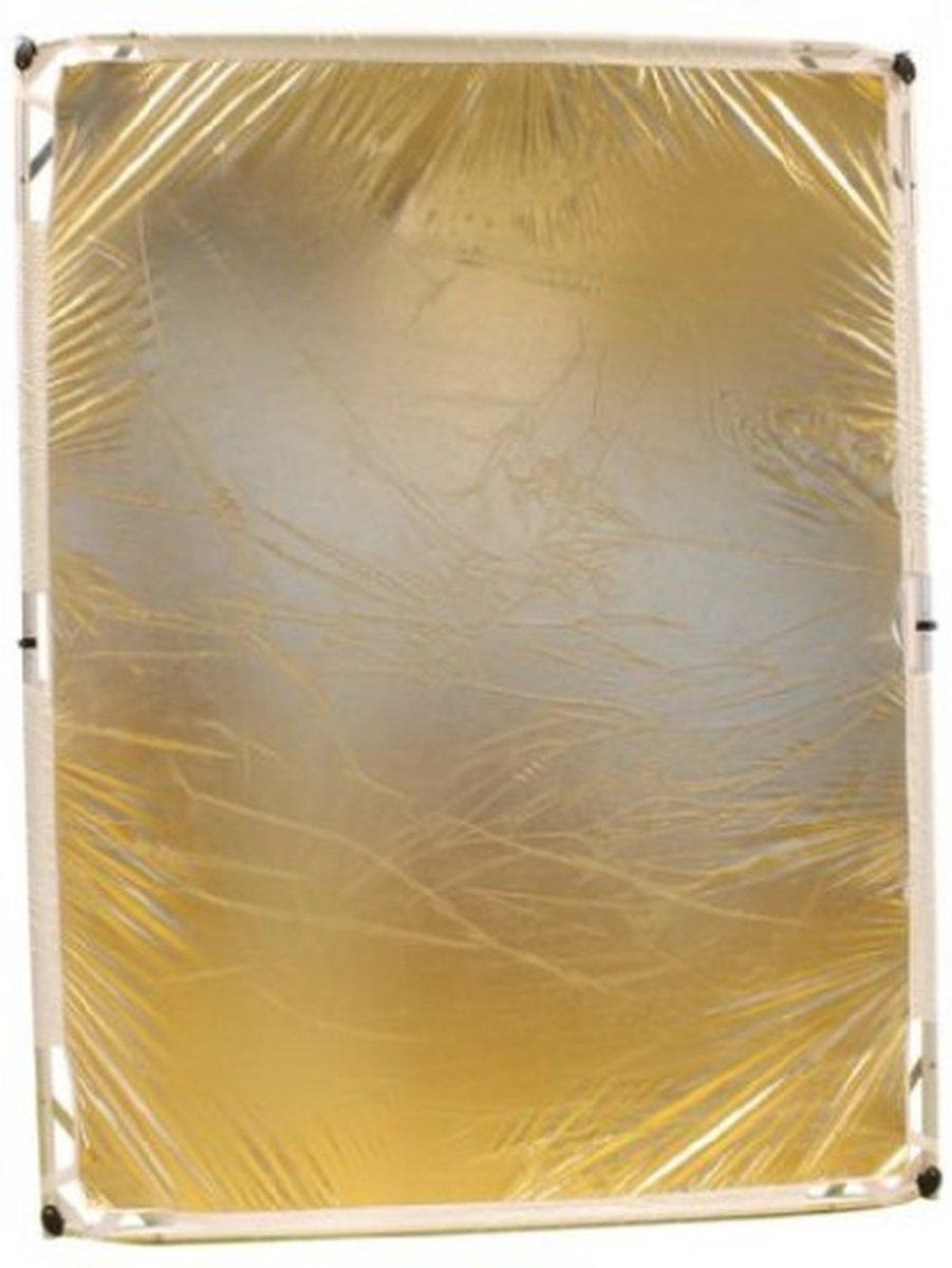 Falcon Eyes Goud/Wit 150x200cm Opvouwbaar kopen