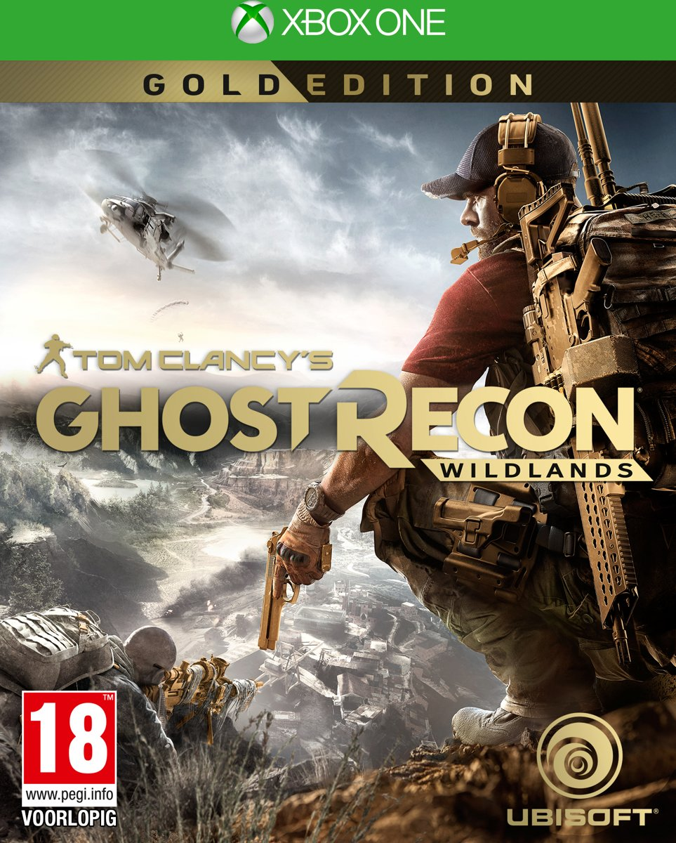 Ghost Recon: Wildlands - Gold Edition Xbox One