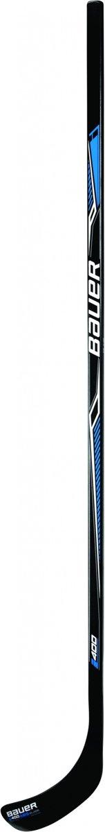 Bauer HockeystickKinderen en volwassenen - zwart/blauw/wit