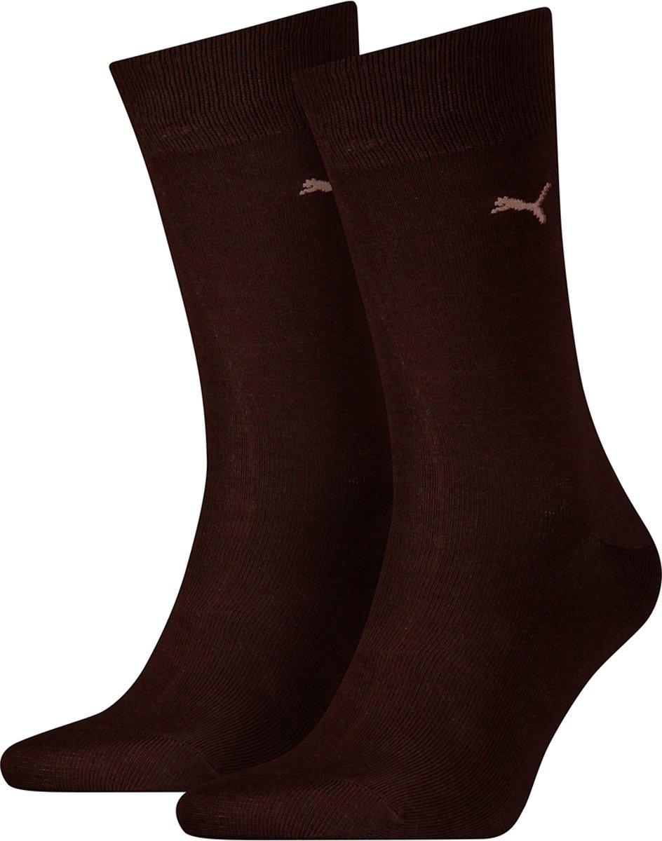 Puma Classic 2 pack zwarte sokken