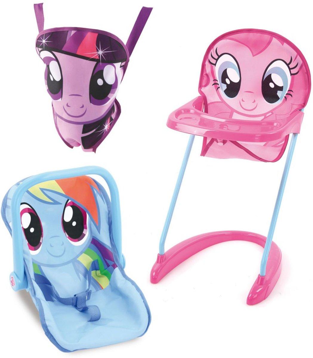 Hauck My Little Pony Poppenset, 3in1