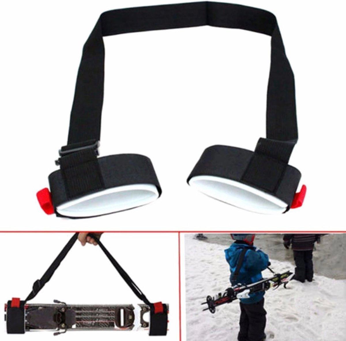 Ski draagband verstelbaar zonder probleem uw ski spullen dragen. kopen