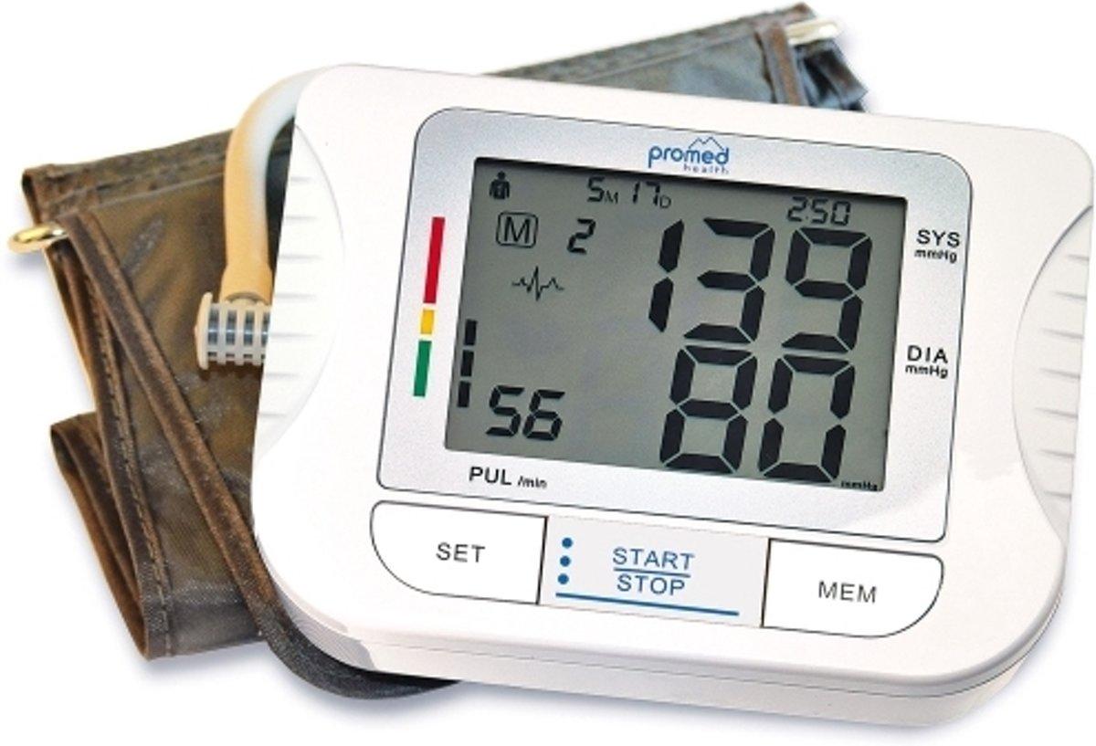 Promed 402010 Bovenarm Automatisch 2gebruiker(s) bloeddrukmeter