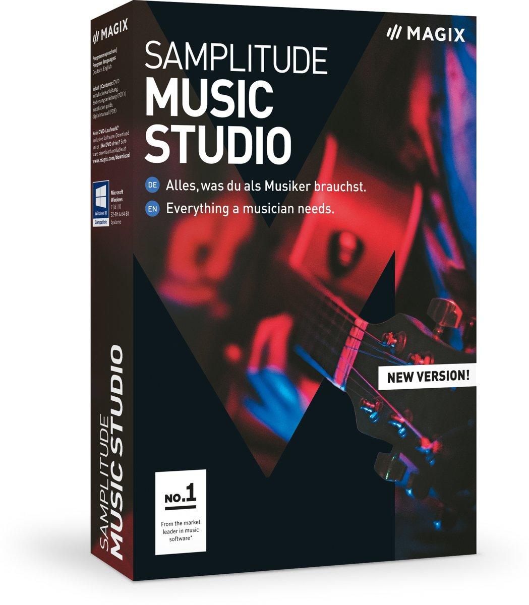 Samplitude Music Studio kopen