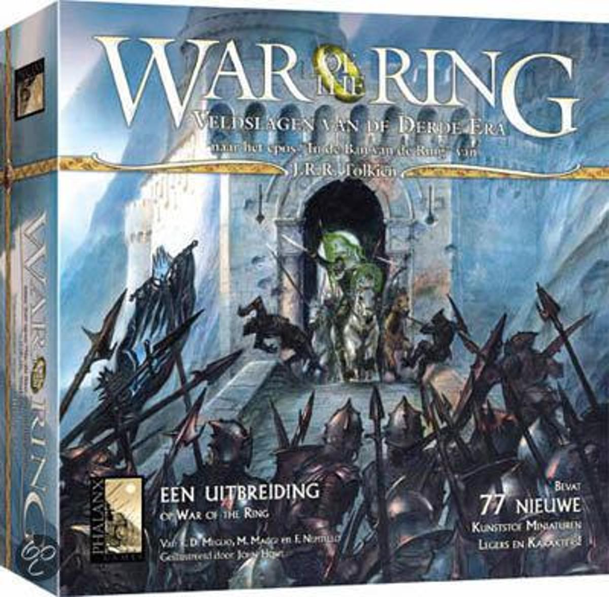 War of the Ring  uitbreiding: Veldslagen van de Derde Era