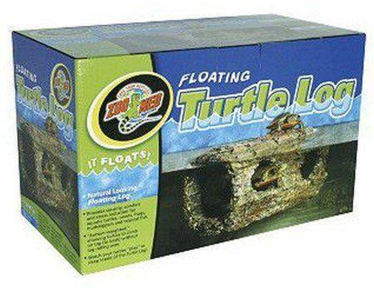 Turtle Log - floating tree trunk