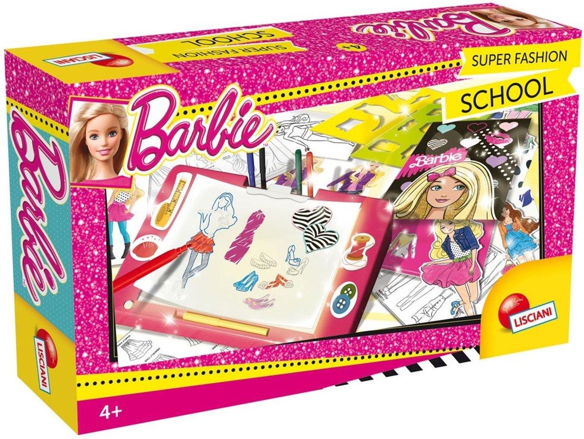 Barbie Super Fashion School