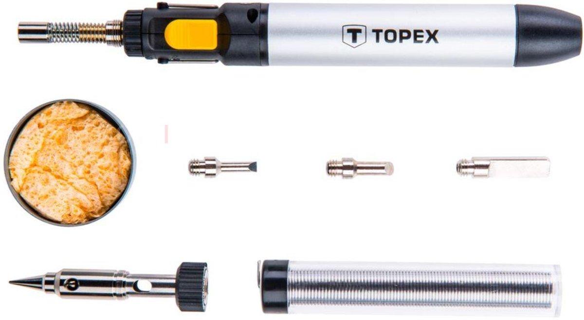 Topex Microbranderset 200-400graden 12ml kopen