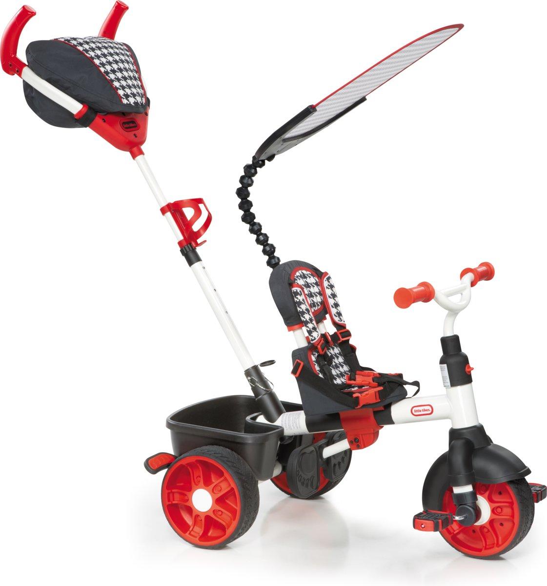 Little Tikes 4-in-1 Sport Editie Trike Rood - Driewieler