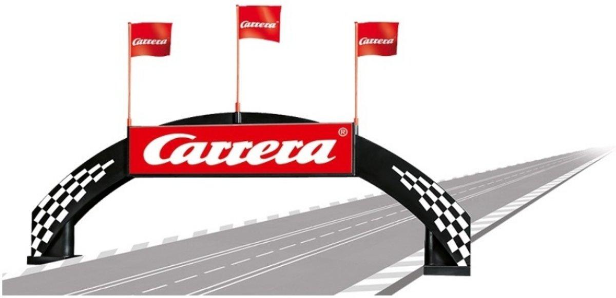 """Carrera Digitaal """"Carrera"""" Victory arch - Racebaanonderdeel"""