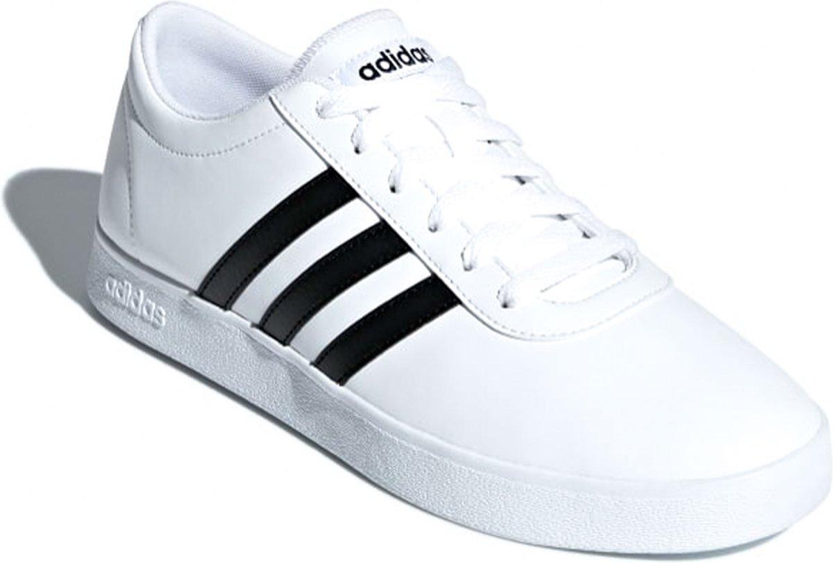 promo code df482 0c240 bol.com  adidas - Easy Vulc 2.0 - Sneaker laag gekleed - Heren - Maat 44 -  Wit - Ftwr White