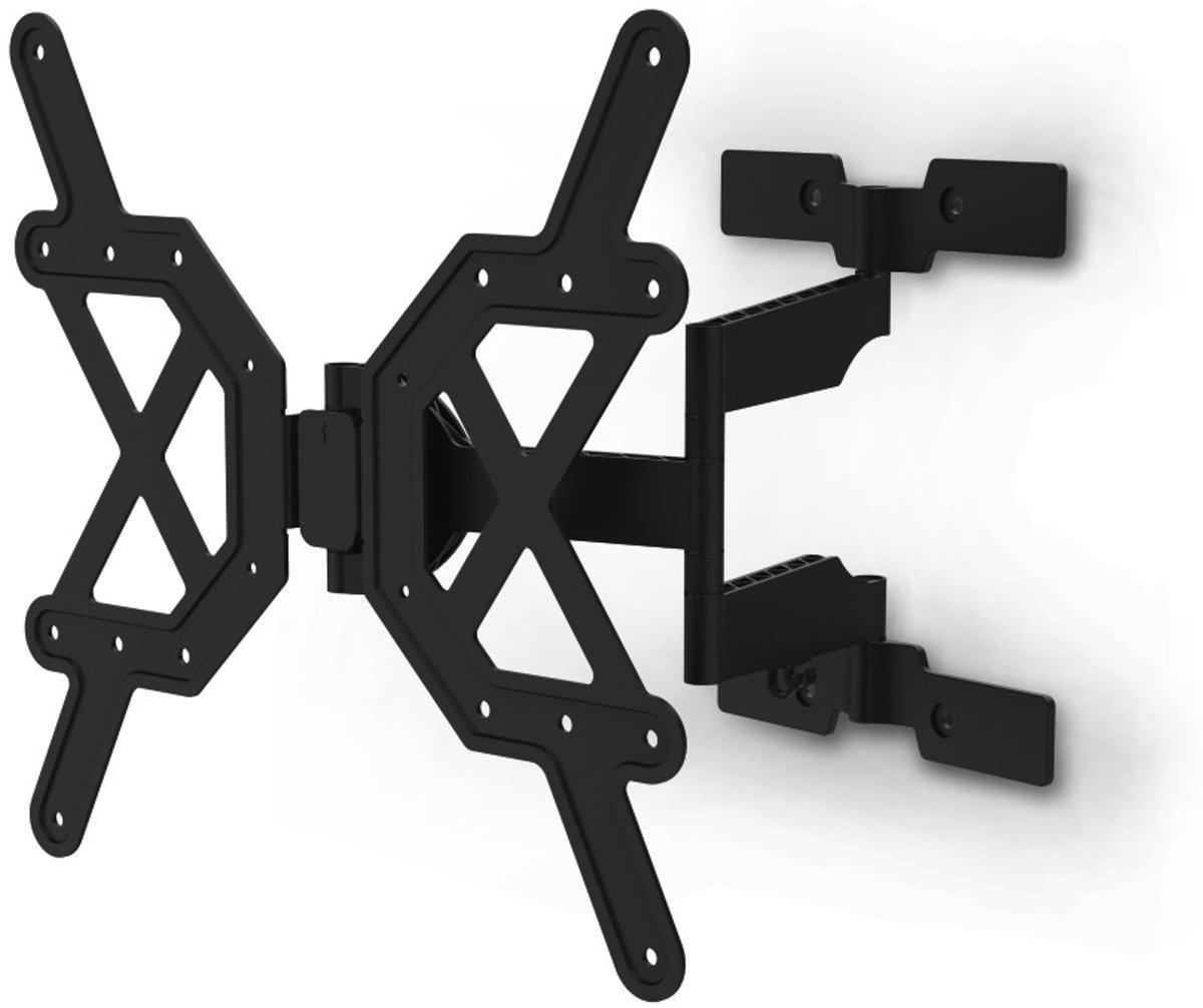 "Hama Tv-wandhouder FULLMOTION ""Ultraslim"", 400x400, 165 cm (65""), zwart kopen"