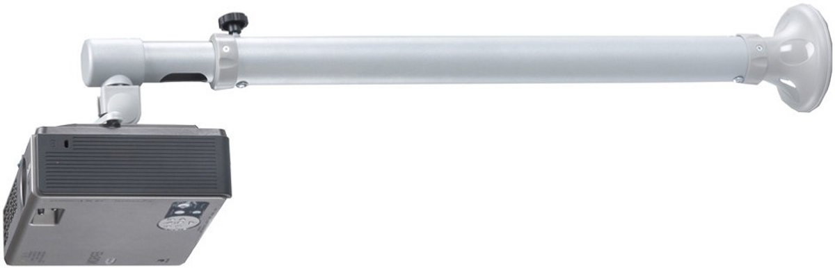 Beamer wandsteun - universeel - lengte:79-129 cm kopen