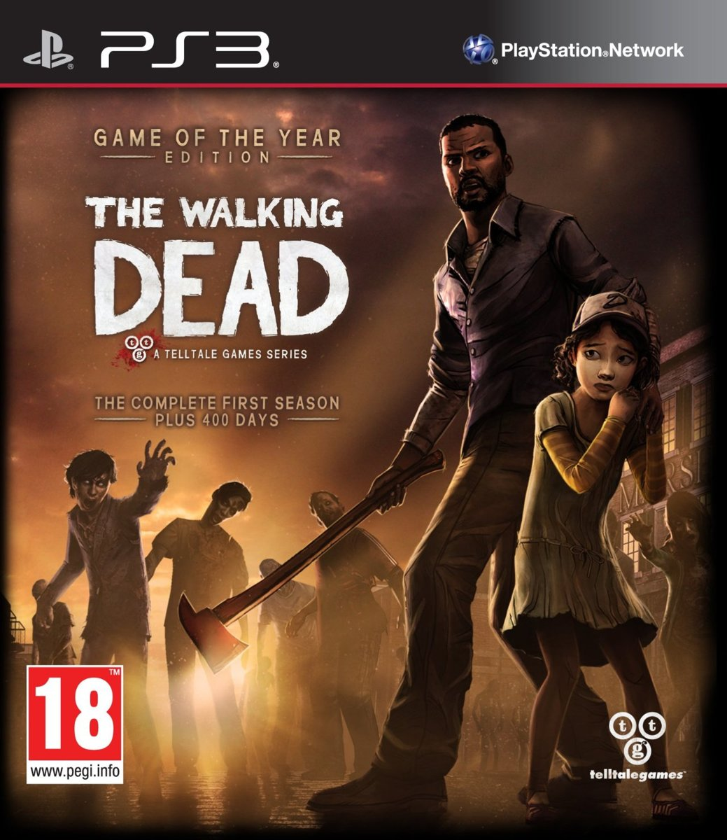 The Walking Dead - Game Of The Year Edition + 400 Days kopen