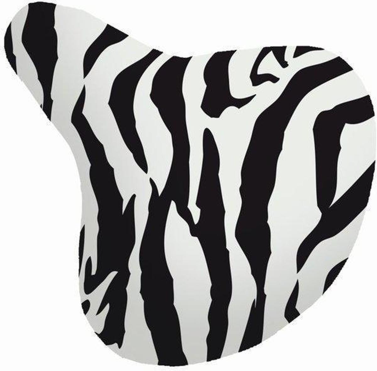 Afbeelding van product Hollandia Zadeldek - Zebra