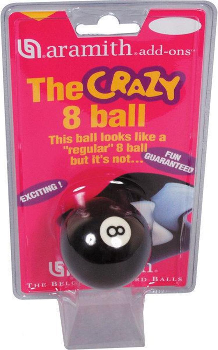 Aramith Crazy 8 Ball 57.2mm kopen
