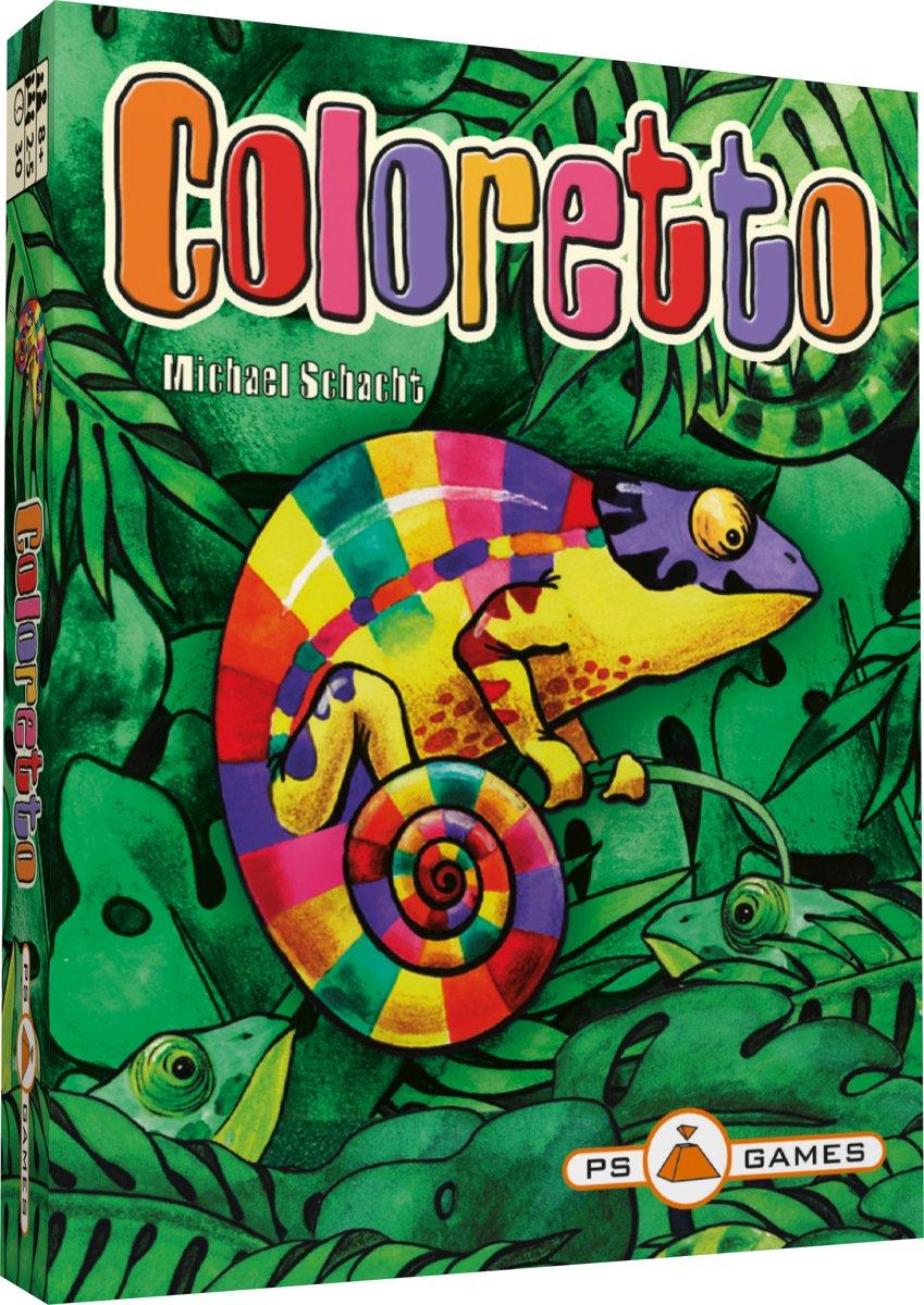 Coloretto Kaartspel kopen