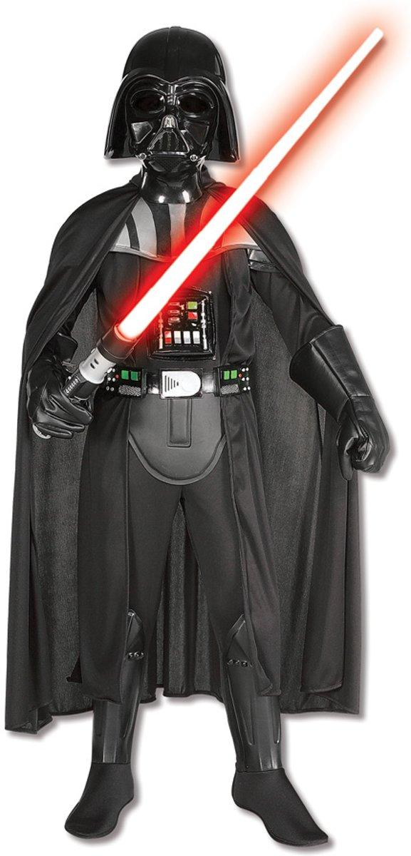 Carnaval kostuum Darth Vader kids mt.116