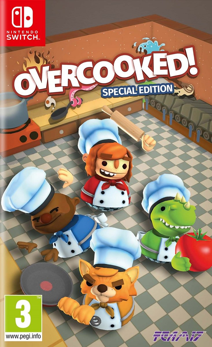 Overcooked! - Special Edition Switch