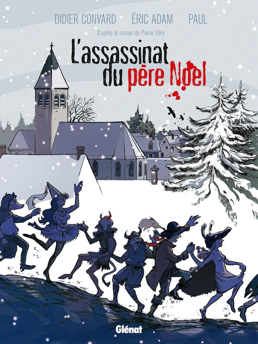 Bolcom Lassassinat Du Père Noël Ebook Eric Adam