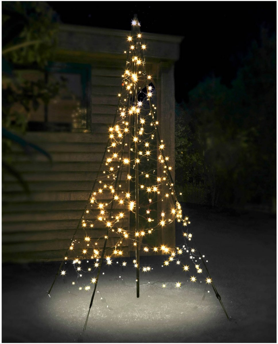 Fairybell - LED Kerstboom - 200cm - 300led kopen