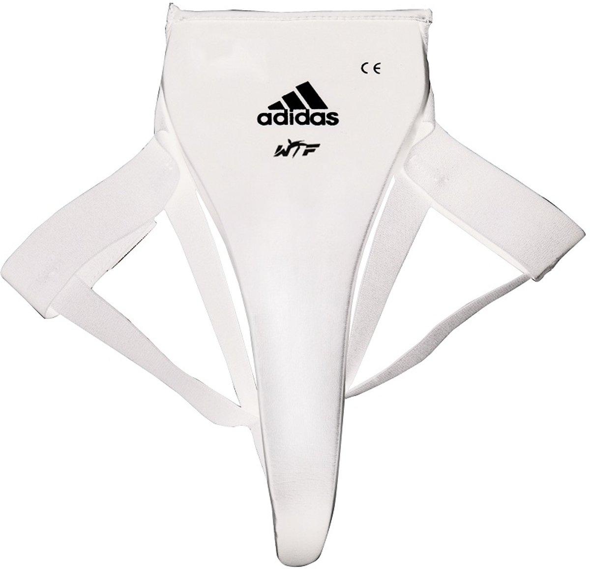 adidas WTF Kruisbeschermer Taekwondo Dames Medium kopen