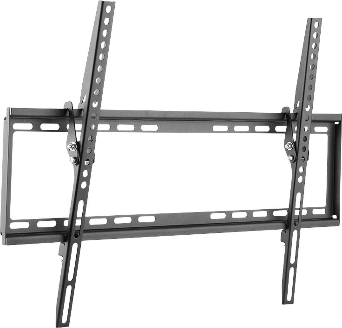 LogiLink BP0039 flat panel muur steun 177,8 cm (70'') Zwart, Roestvrijstaal kopen