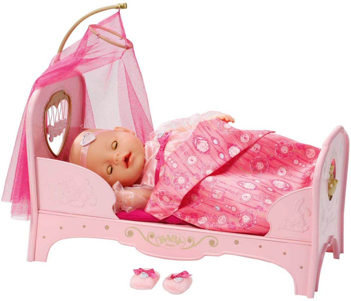 BABY born Interactive Prinsessenbed