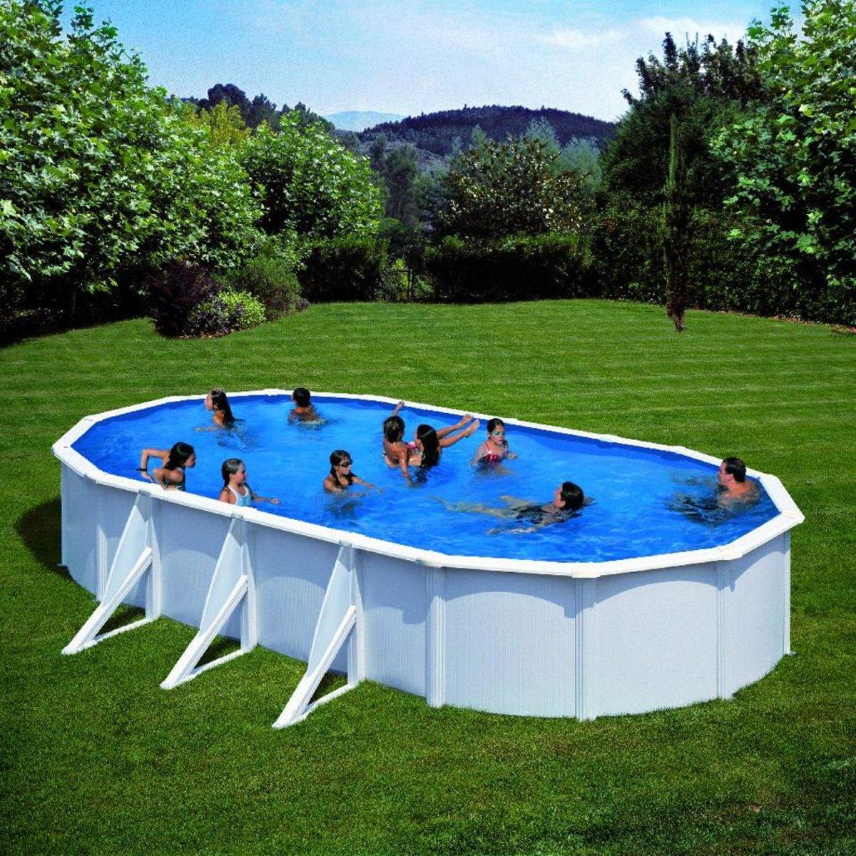San Marina Pools Zwembad Zwembad Ovaal Fidji 005 s