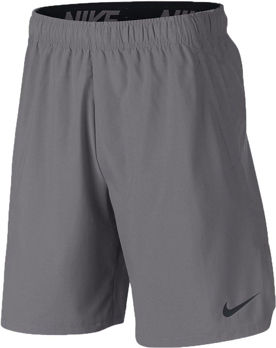   Nike M Nk Flx Short Woven 2.0 Sportbroek Heren Grijs