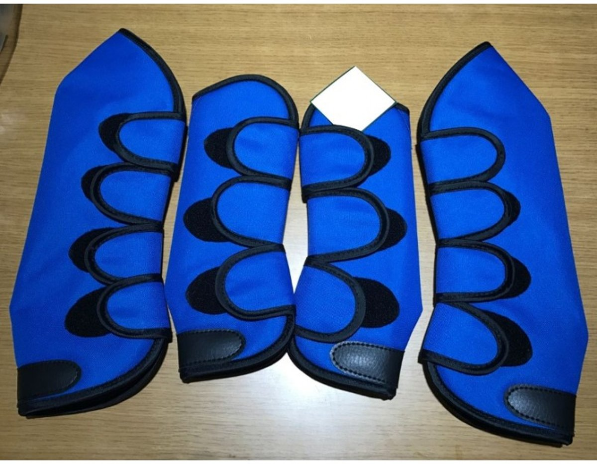 Transport beschermers Royal Blue mt MINI_SHET kopen