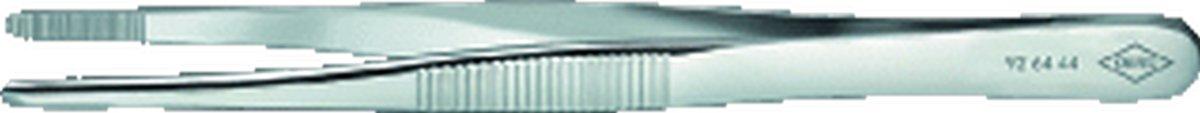 KNIP pincet 9264, verenstaal, le 145mm, greep vernikk, ronde vorm kopen