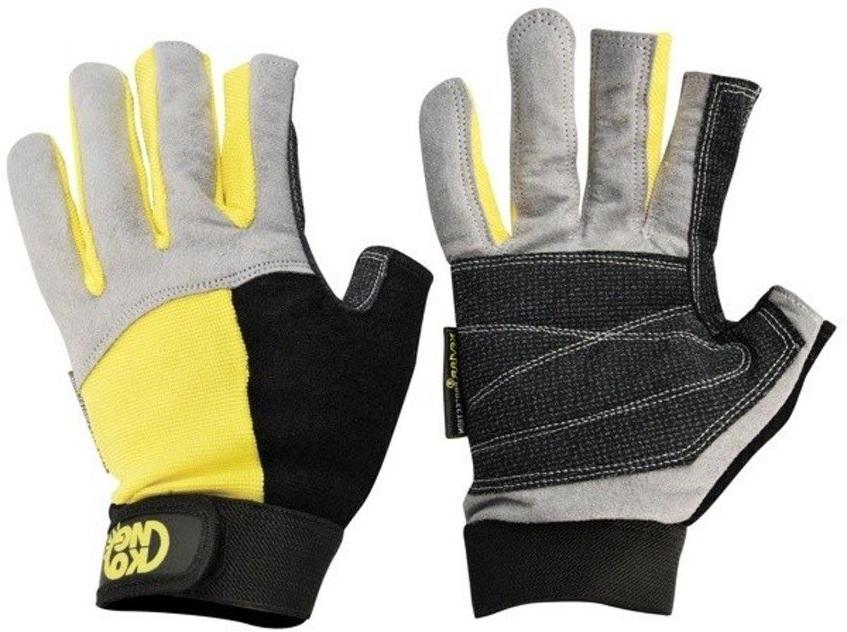 Kong Klettersteig Handschoenen voor bescherming van de handen L