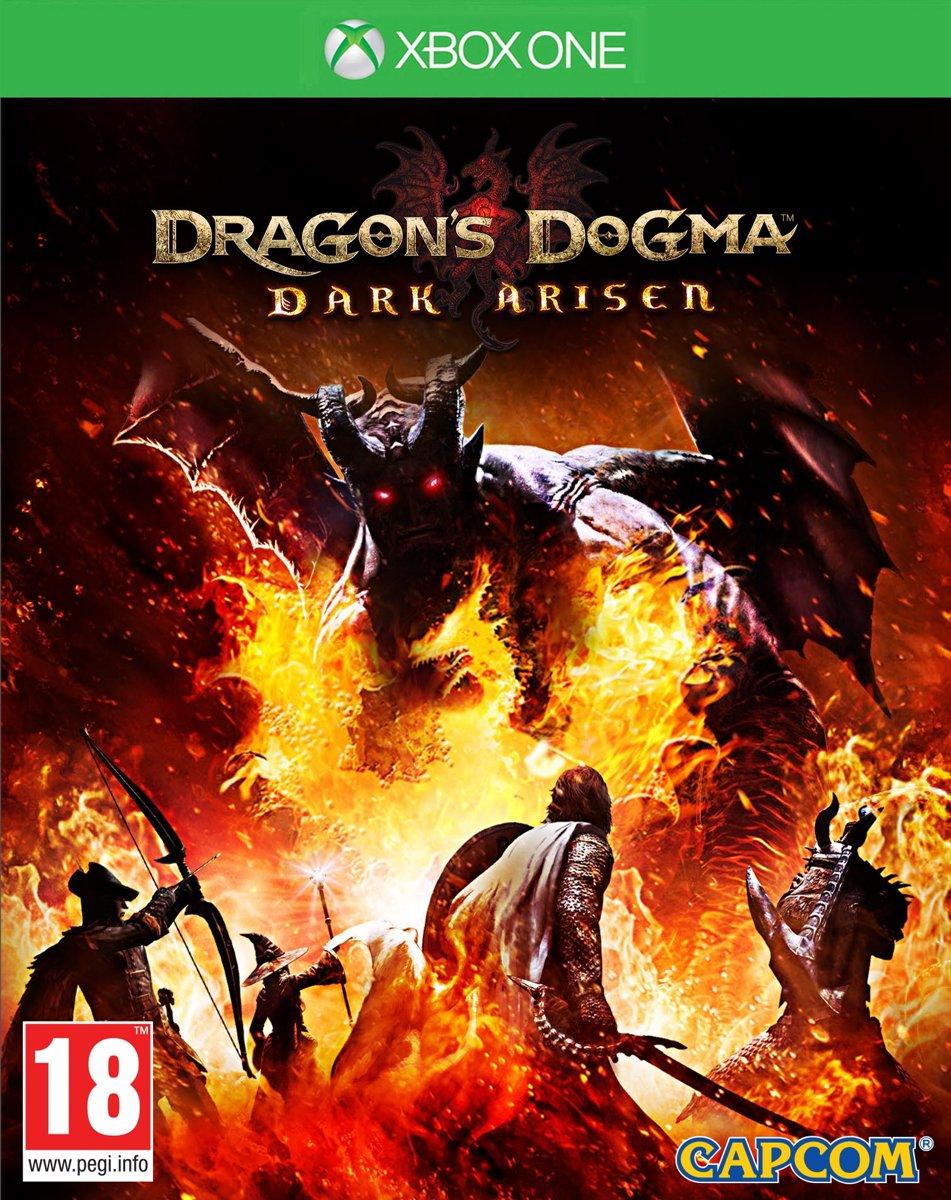 Dragon's Dogma Dark Arisen Xbox One