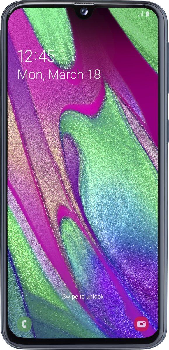 Samsung A405 - black kopen