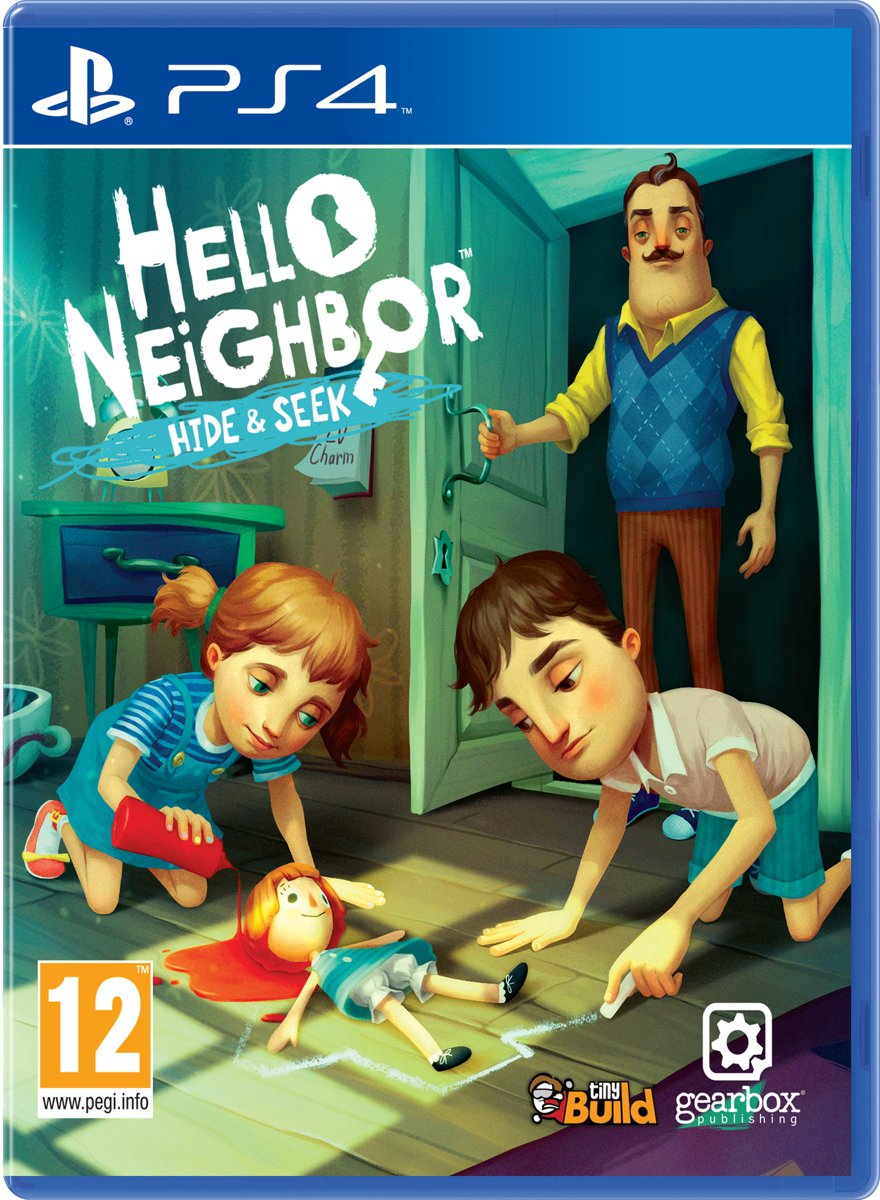 Hello Neighbor: Hide & Seek PlayStation 4