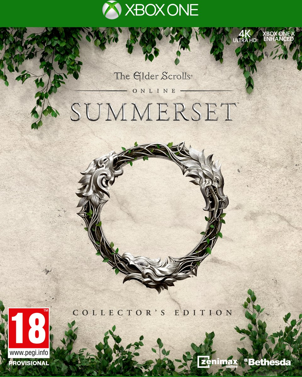 The Elder Scrolls Online: Summerset - Collector's Edition Xbox One