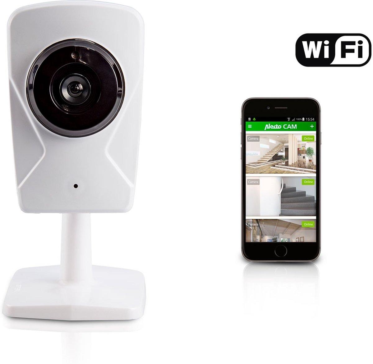 ALECTO DVC-125IP Wifi Camera kopen