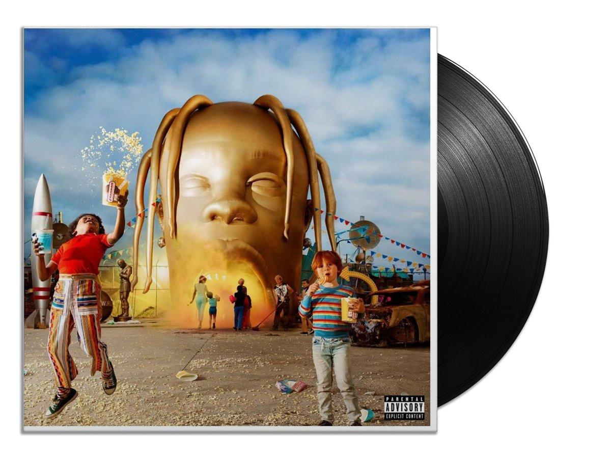 Travis Scott - ASTROWORLD | Vinyl kopen