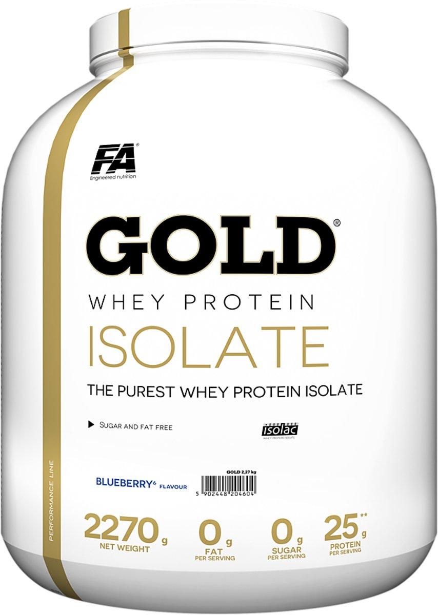 FA Performance Line Gold Whey Protein Isolate Vanilla 908 gram kopen