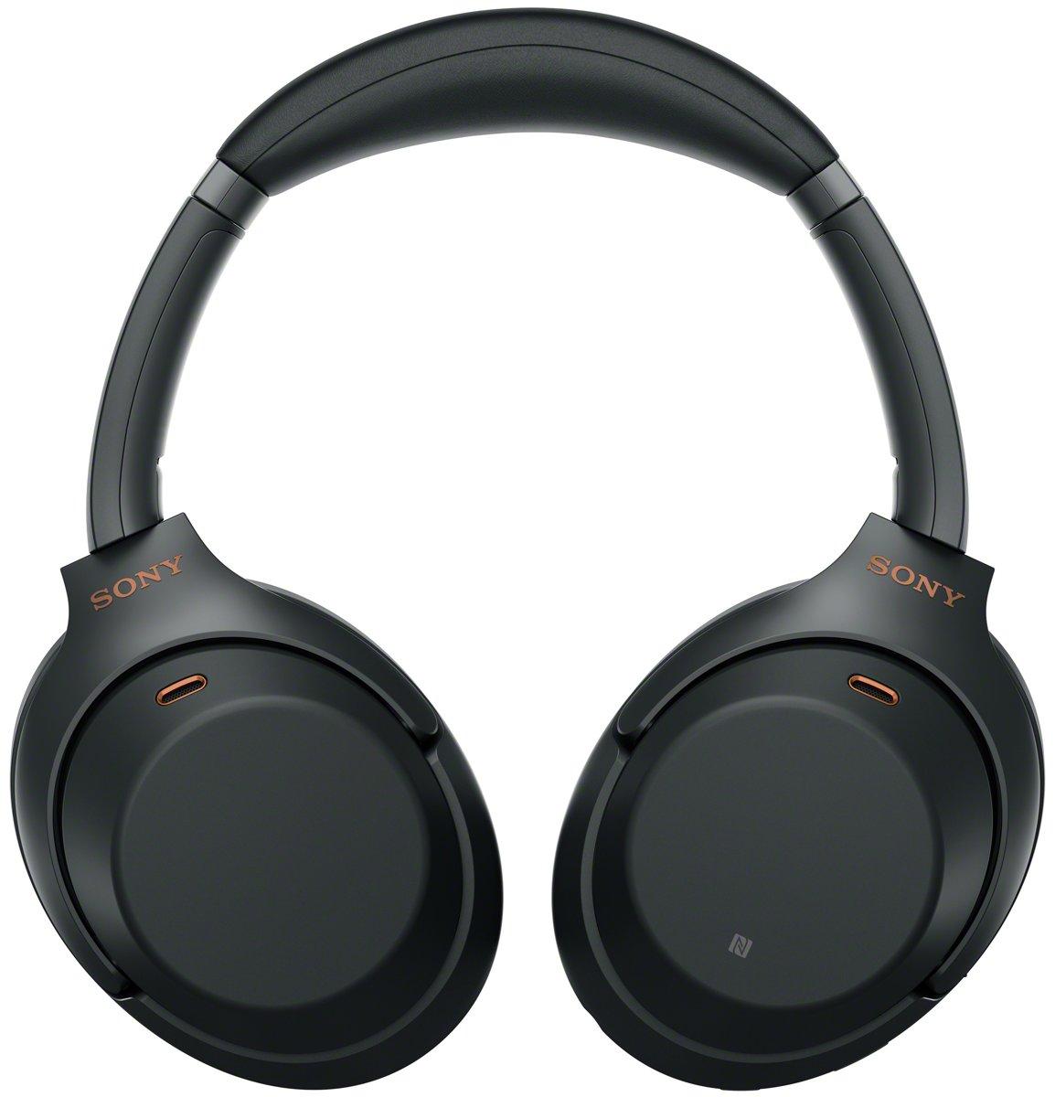 Sony WH-1000XM3 - Draadloze koptelefoon met Noise Cancelling - Zwart