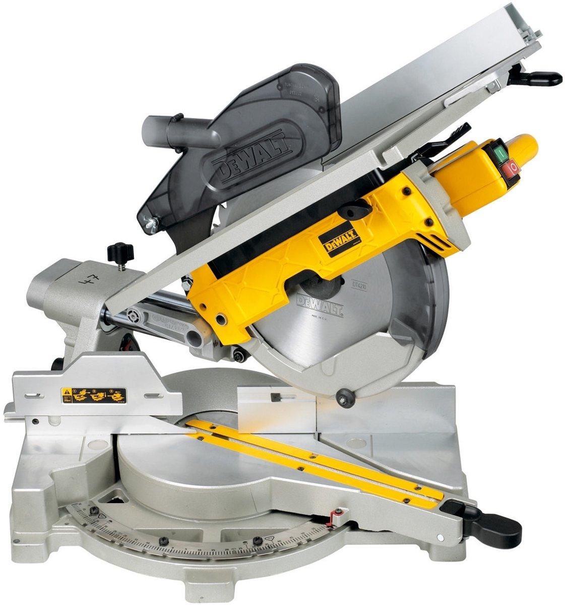 Dewalt Afkortzaagmachine 1500W 305mm D27111-QS