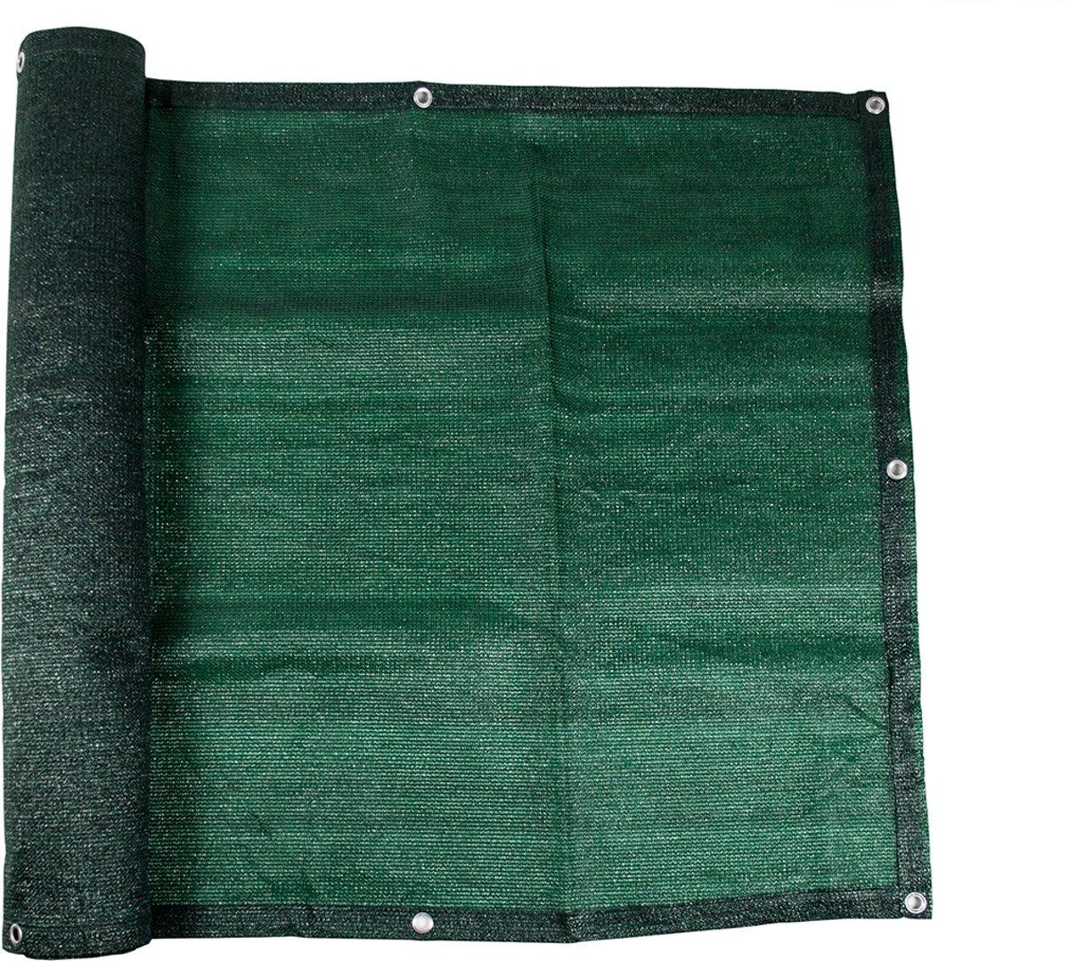 Balkondoek Groen 5 meter kopen