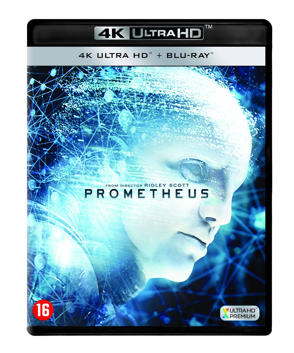 Prometheus (4K Ultra HD Blu-ray)-
