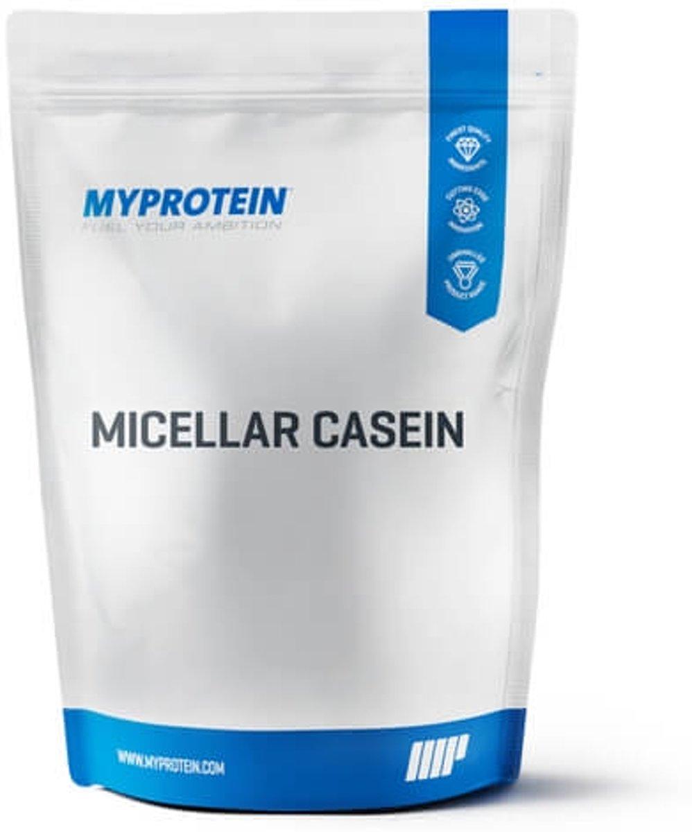 Micellar Casein 2.5kg, Vanilla - MyProtein kopen